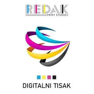 digitalni tisak